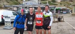 Arnaud Renard a remporté le semi-marathon du ventoux ce dimanche 28/07/2019!