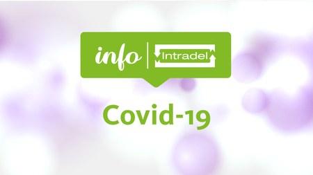 Implication des mesures prises contre le coronavirus sur les collectes Intradel