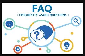 Liste des questions les plus fréquemment posées adaptée pour le public mise à jour du 20/03/2020