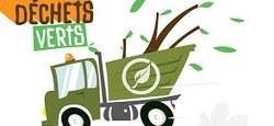Modification dans la collecte de déchets verts à domicile dès mars 2020..