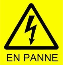 Une panne d'électricité ou d'éclairage public?