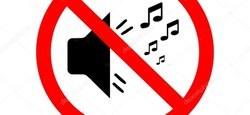 Arrêté de police interdisant toute diffusion de musique à la cafétéria du Centre culturel de Remicourt