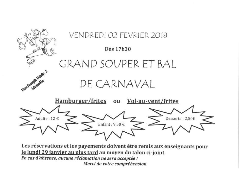 carnaval 2018 affiche